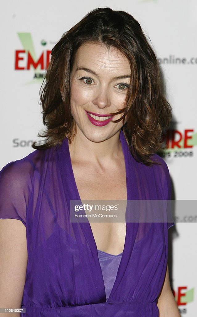 Empire Film Awards 2007 - Press Room