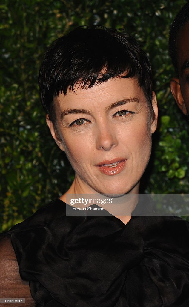 Olivia Williams attends the London Evening Standard Theatre Awards on November 25, 2012 in London, England.