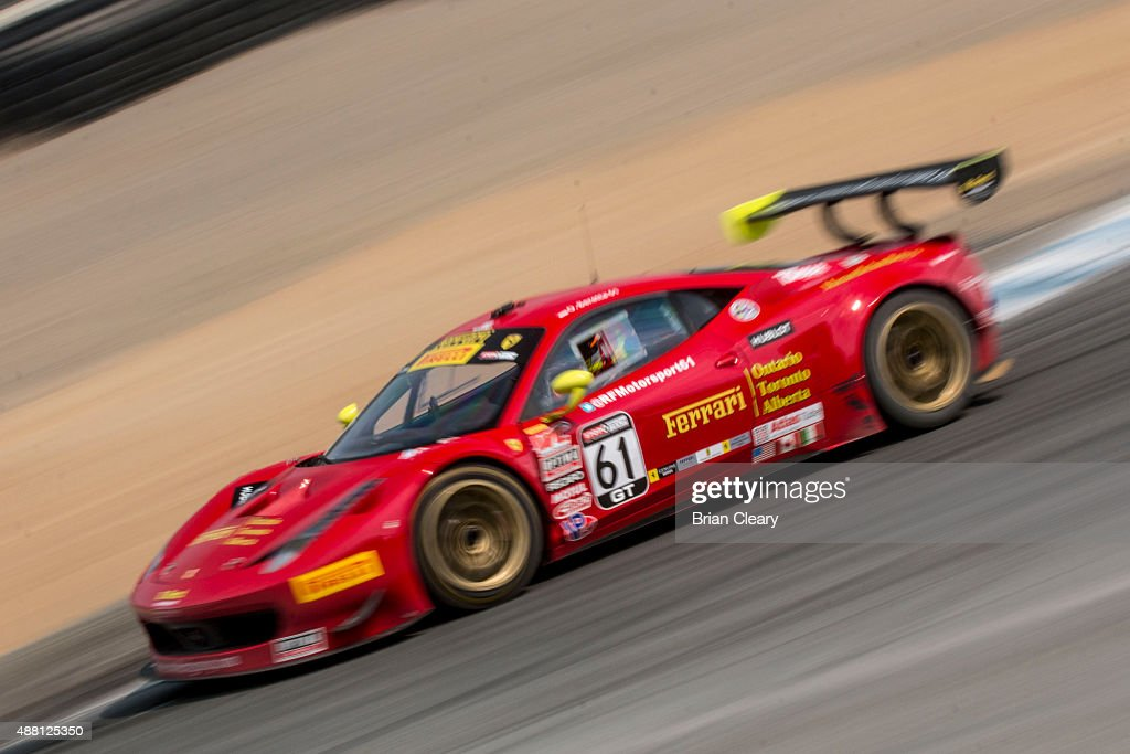 Mazda Raceway Laguna Seca - Pirelli World Challenge Photos and ...