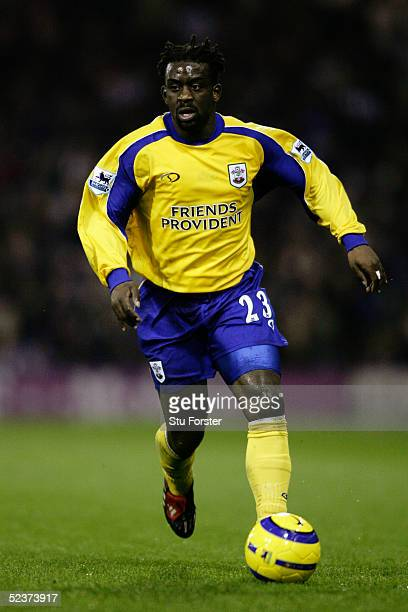 Olivier Bernard of Southampton in action during the Barclays Premiership game between West Bromwich Albion and Southampton at The Hawthorns on...