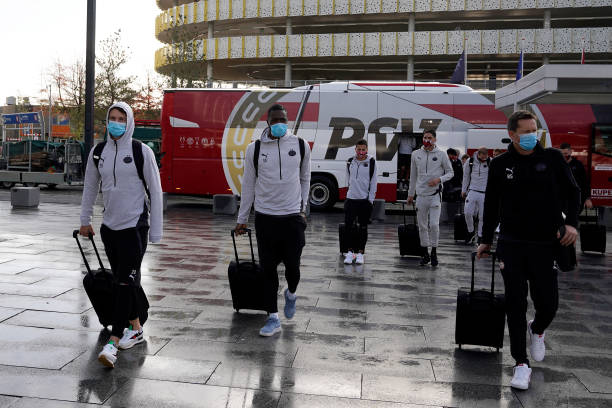 NLD: PSV Eindhoven Travel To Nicosia
