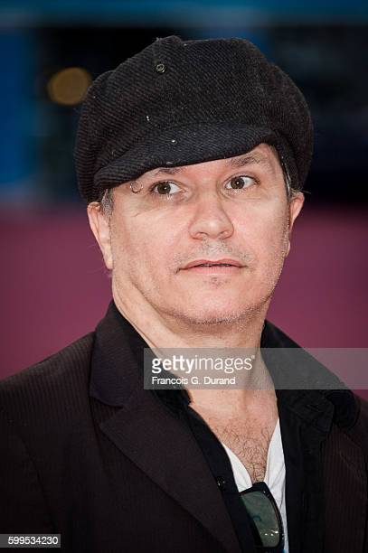 """Olivier Dahan attends the """"In Dubious Battle"""" Premiere during the 42nd Deauville American Film Festival on September 5, 2016 in Deauville, France."""