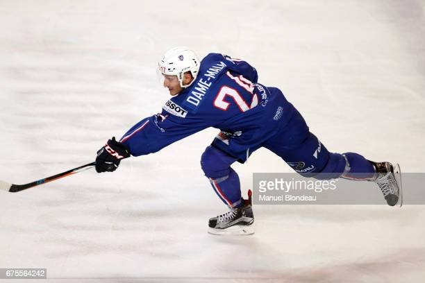 Olivier Dame Malka of France during the International friendly game between France and Belarus on May 1 2017 in Bordeaux France