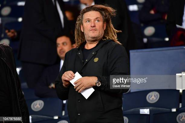 Olivier Delacroix during the Ligue 1 match between Paris Saint Germain and Lyon at Parc des Princes on October 7 2018 in Paris France