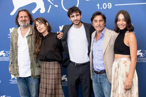"ITA: ""Le Choses Humaines"" Photocall - The 78th Venice International Film Festival"