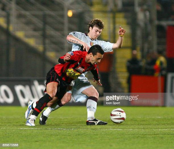 Olivier ECHOUAFNI Nice / Lens 29e journee Ligue 1