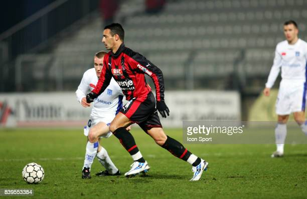 Olivier ECHOUAFNI Auxerre / Nice 30e journee Ligue 1