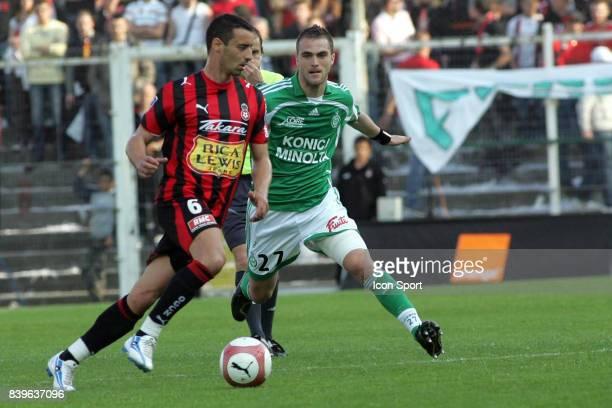 Olivier ECHOUAFNI Nice / Saint Etienne 32e journee Ligue 1