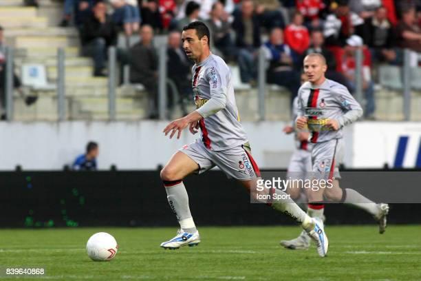 Olivier ECHOUAFNI Sedan / Nice 33eme journee de Ligue 1