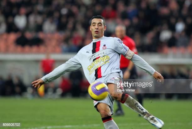 Olivier ECHOUAFNI PSG / Nice 18eme journee de Ligue 1 Parc des Princes