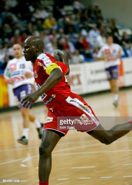 Olivier GIRAULT Paris Handball / Selestat 26e Journee de division 1 Stade Pierre de Coubertin