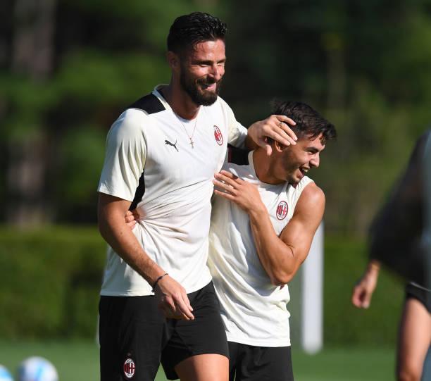 ITA: AC Milan Training Session