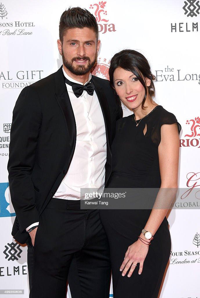 The Global Gift Gala - London : News Photo