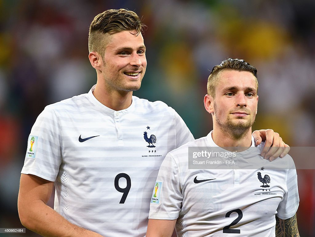 Switzerland v France: Group E - 2014 FIFA World Cup Brazil : News Photo