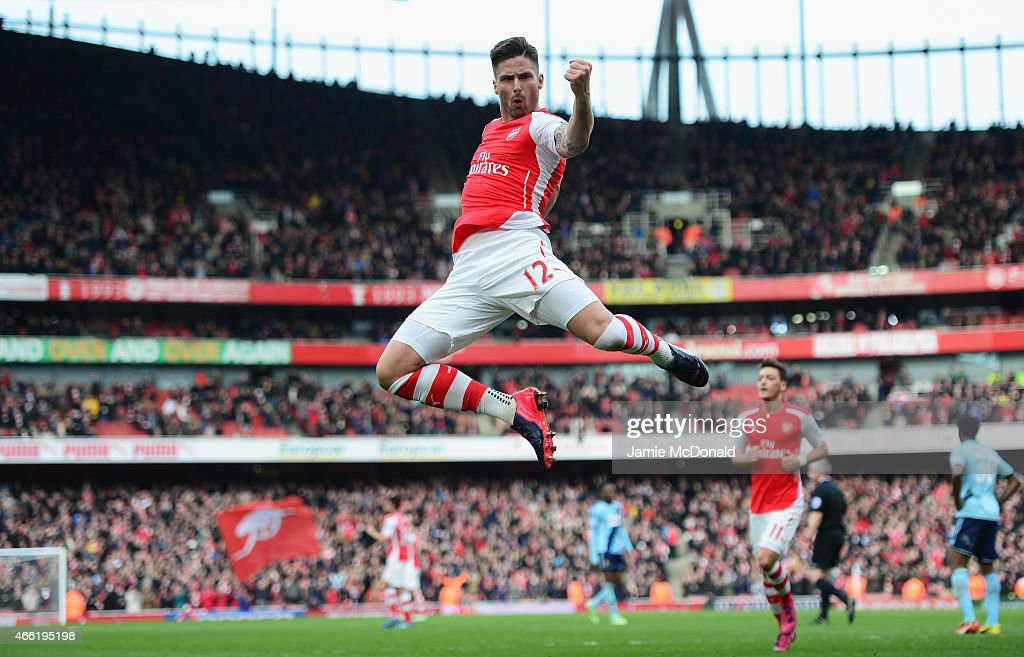 Arsenal v West Ham United - Premier League : News Photo