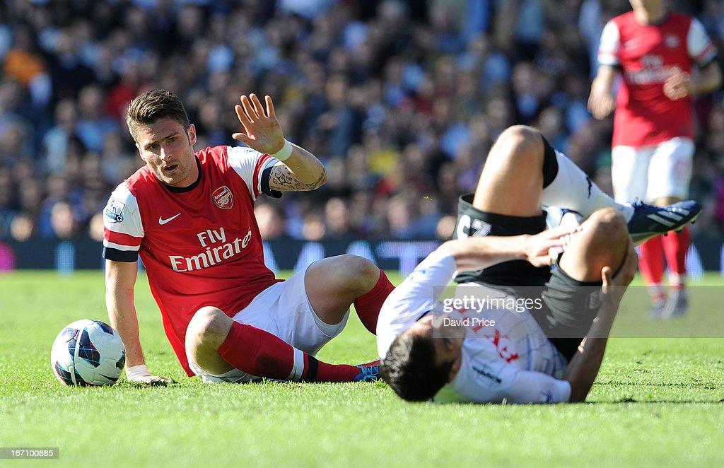 Fulham v Arsenal - Premier League