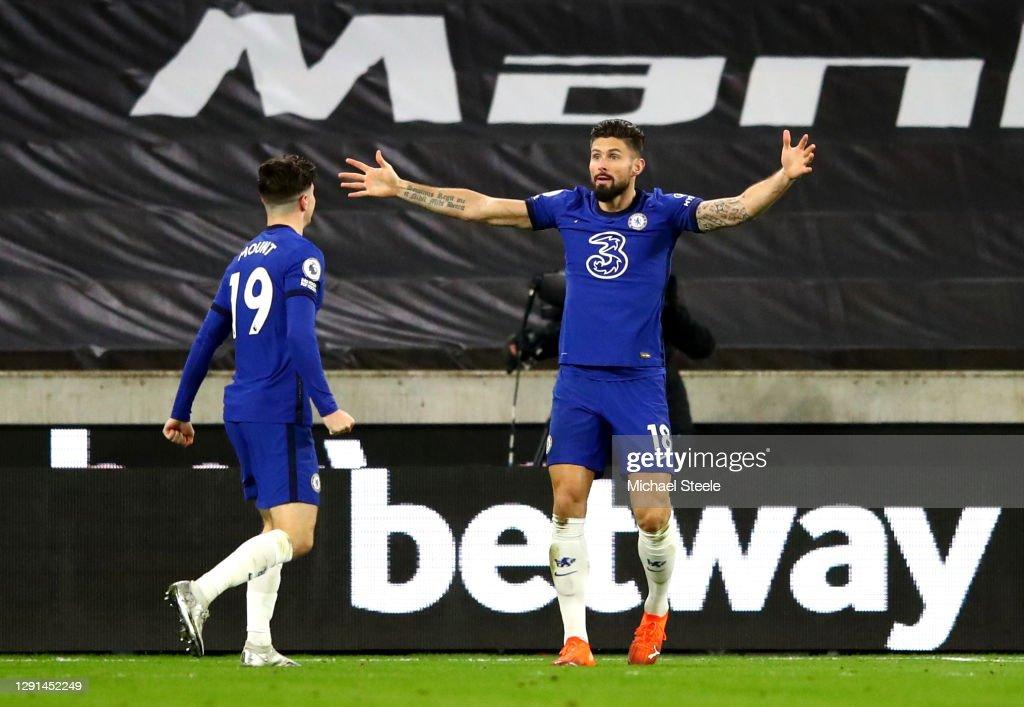 Wolverhampton Wanderers v Chelsea - Premier League : News Photo