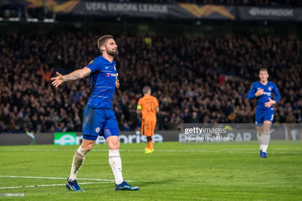 Chelsea v PAOK - UEFA Europa League - Group L