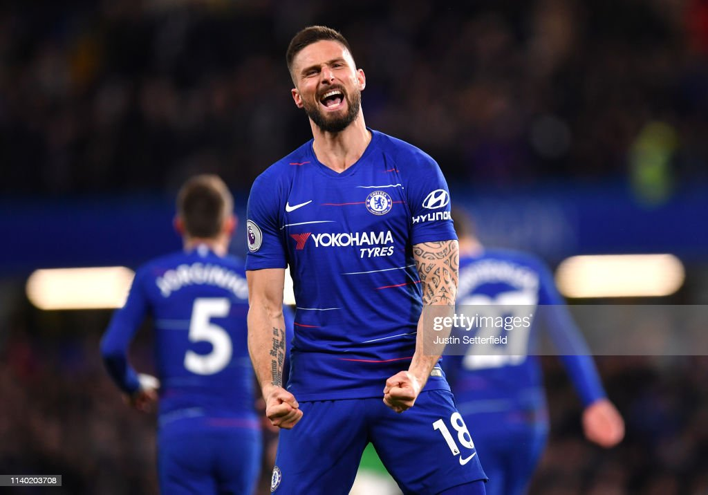 GBR: Chelsea FC v Brighton & Hove Albion - Premier League