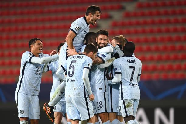 FRA: Stade Rennais v Chelsea FC: Group E - UEFA Champions League