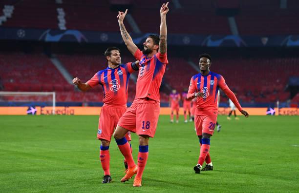 ESP: FC Sevilla v Chelsea FC: Group E - UEFA Champions League
