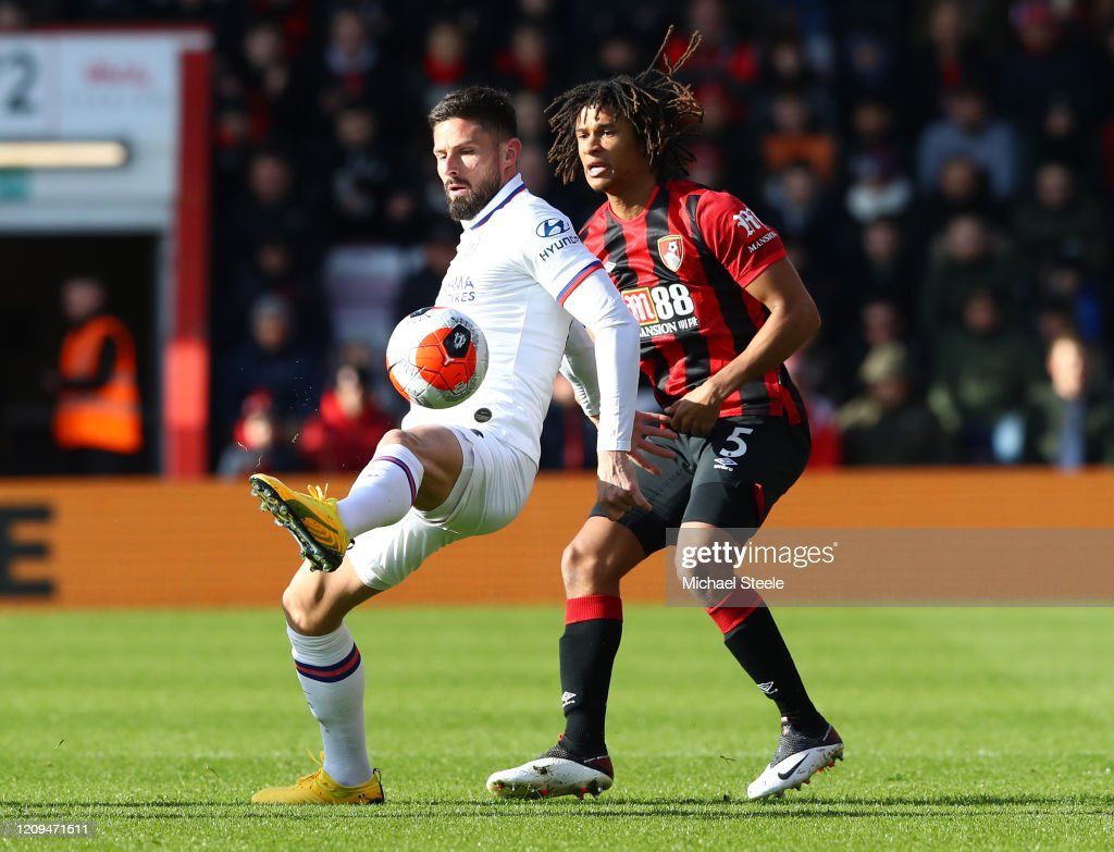 AFC Bournemouth v Chelsea FC - Premier League : News Photo