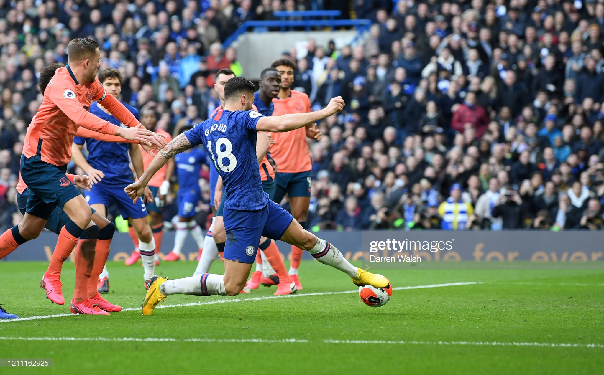 Chelsea FC v Everton FC - Premier League : News Photo