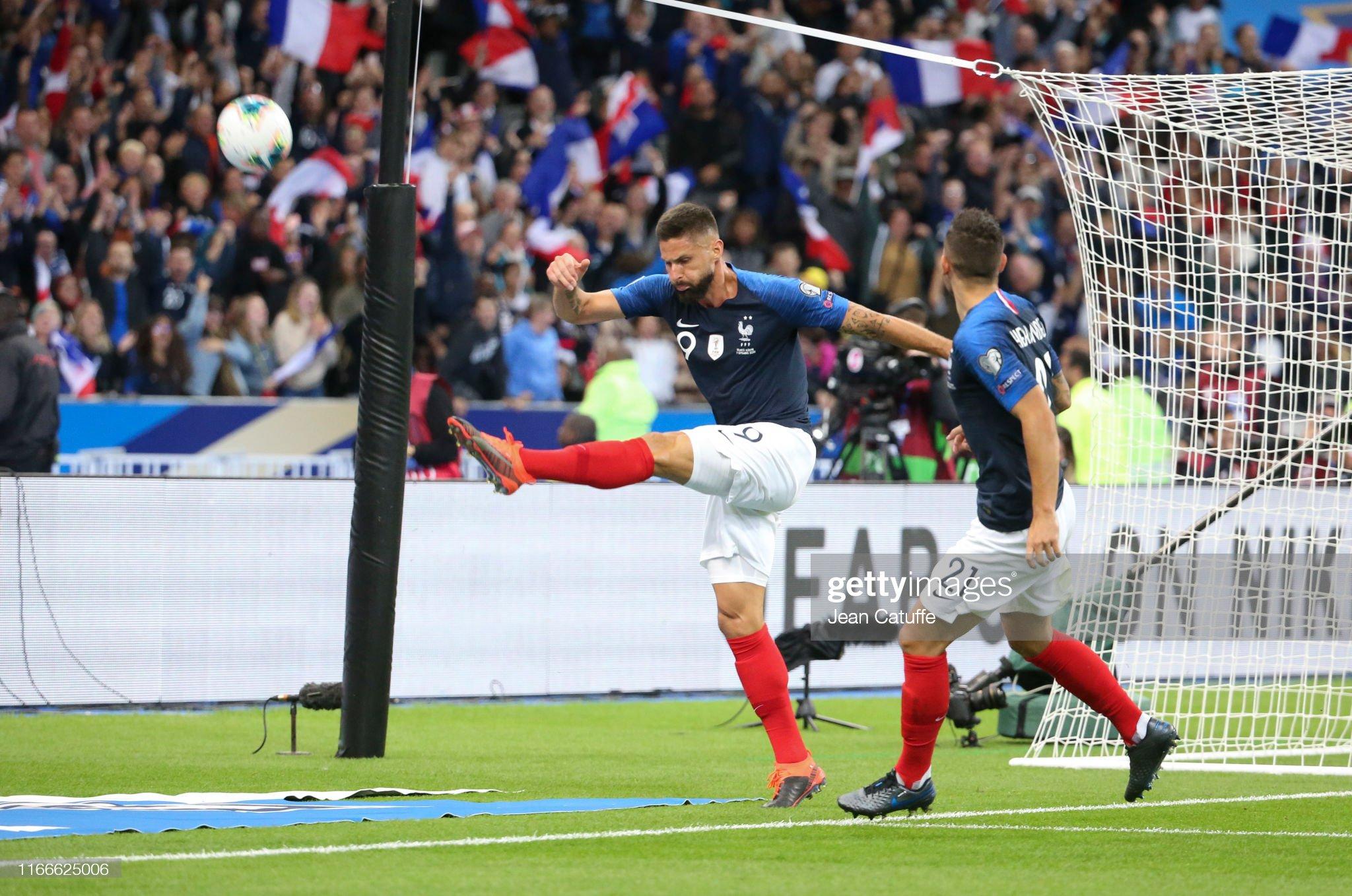France v Albania - UEFA Euro 2020 Qualifier : News Photo