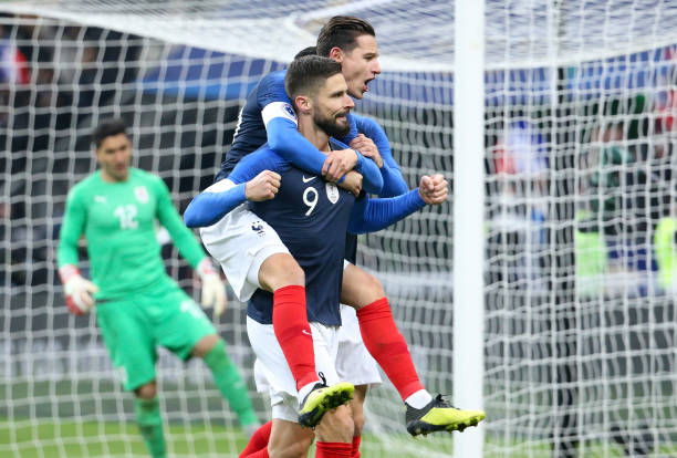 France v Uruguay - International Friendly