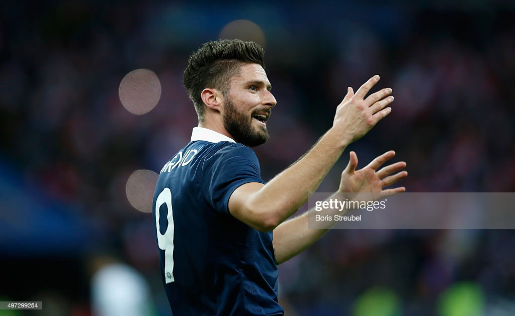 France v Germany - International Friendly : News Photo