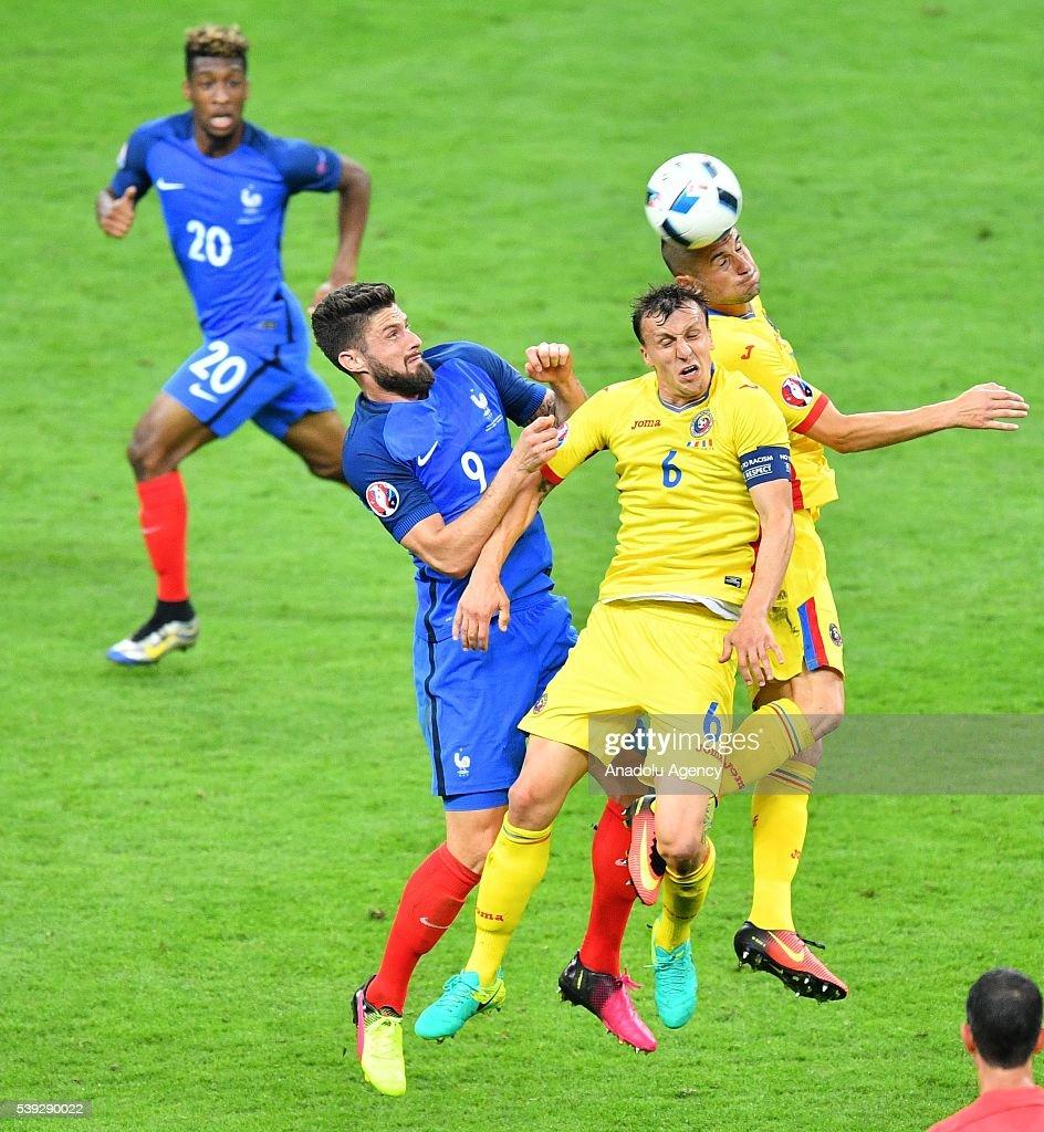 France v Romania - EURO 2016  : News Photo