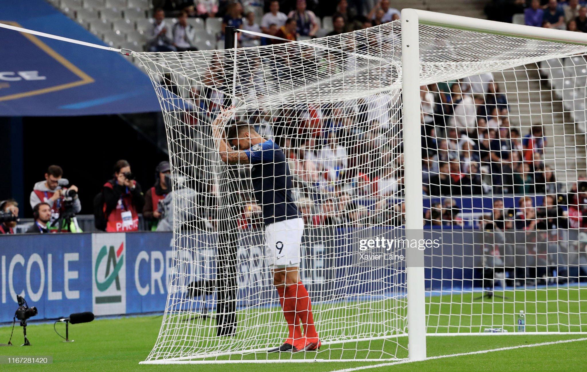 France v Andorra - UEFA Euro 2020 Qualifier : News Photo