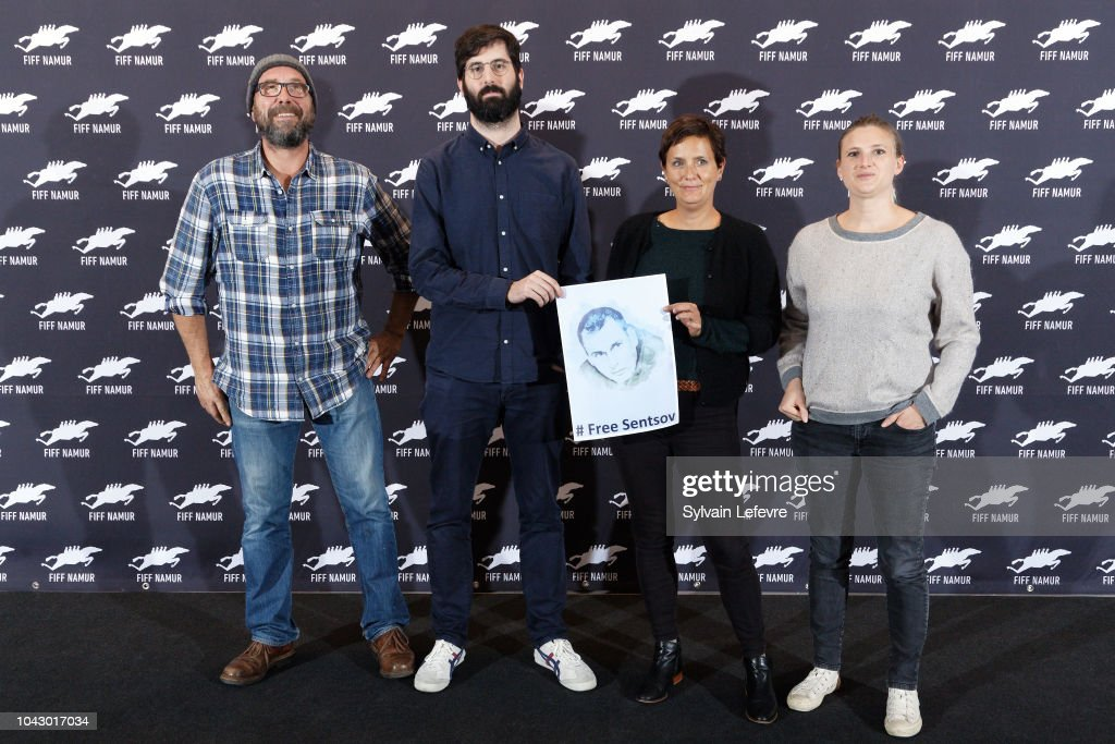 33rd Namur International French-Language Film Festival -FIFF : Day Two : News Photo