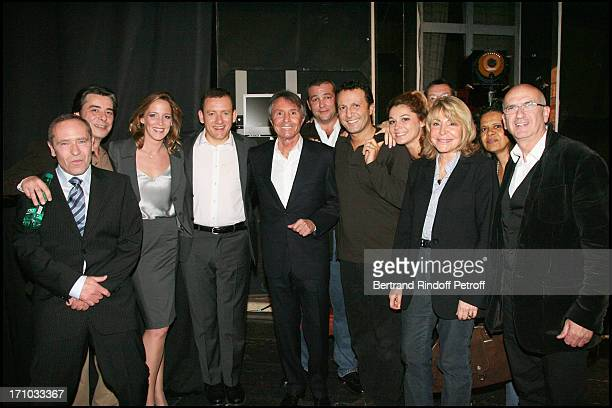 Olivier Granier, Stephane Bierry, Jessica Borio, Dany Boon, Francis Veber, Laurent Gamelon, Arthur Essebag, Juliette Meyniac, and the sister of...