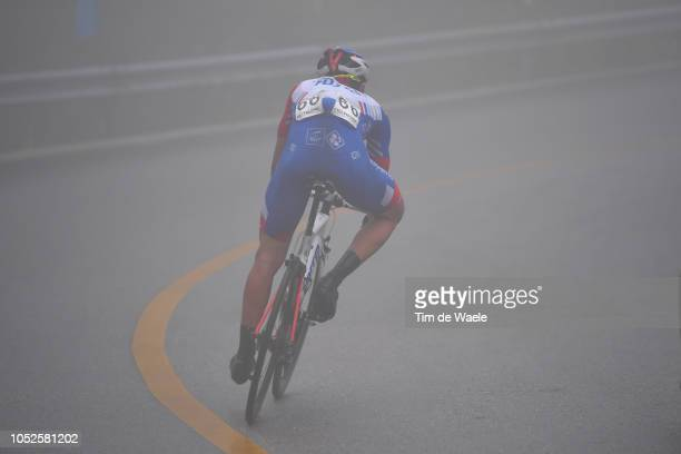 Olivier Le Gac of France and Team Groupama-FDJ / Fog / during the 2nd Tour Of Guangxi 2018, Stage 5 a a 212,2km stage from Liuzhou to Guilin / Gree -...