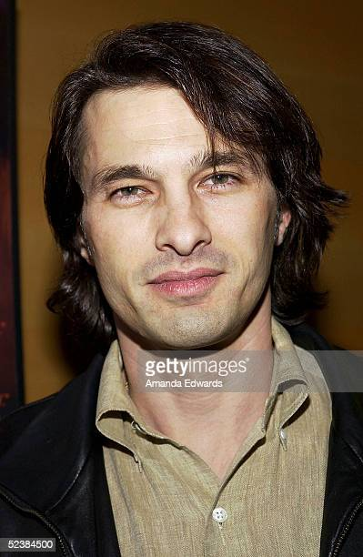 """Olivier Martinez arrives at a screening of """"Don't Move"""" on March 13, 2005 at the Clarity Screening Room in Beverly Hills, California."""
