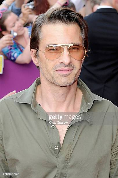 Olivier Martinez attends the 'Imogene' Paris Premiere as part of The Champs Elysees Film Festival 2013 at Publicis Champs Elysees on June 18, 2013 in...