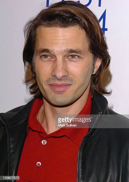 Olivier Martinez during 2004 AFI Film Festival 'Bad Education' Arrivals at ArcLight Hollywood in Hollywood California United States
