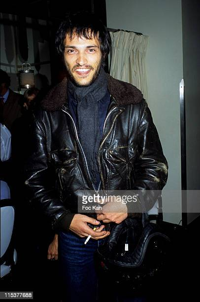 Olivier Martinez during 'A Dirty Shame' Paris Premiere And After Party at Cab Club in Paris France