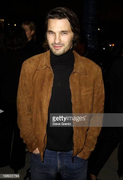"""Olivier Martinez during """"Chicago"""" Premiere in Los Angeles at The Academy in Beverly Hills, California, United States."""