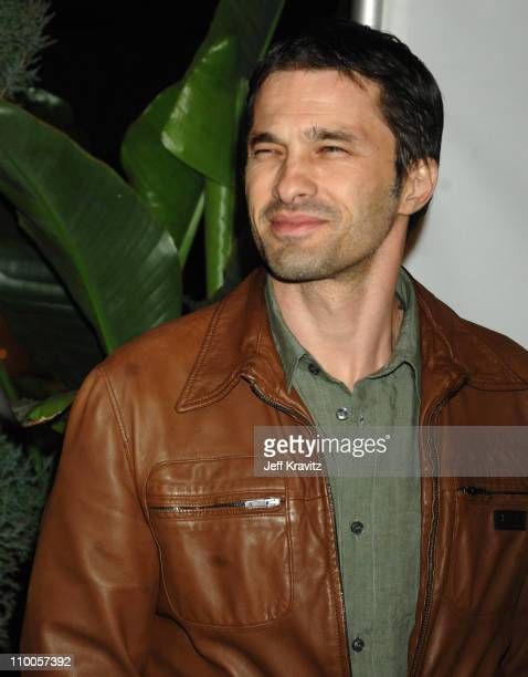 Olivier Martinez during Global Green USA 2007 Pre-Oscar Celebration to Benefit Global Warming - Arrivals at The Avalon in Hollywood, California,...