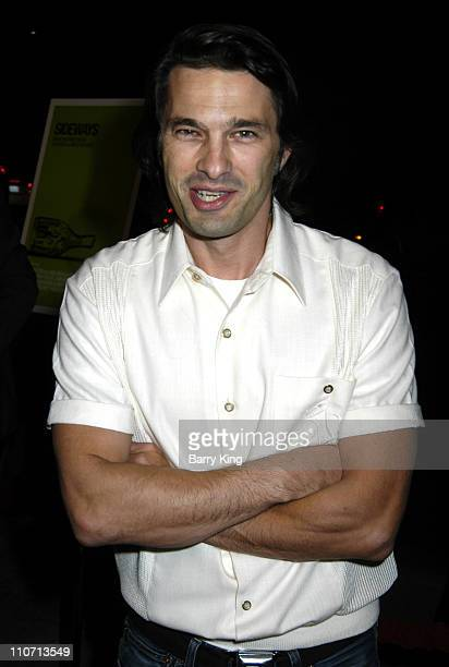 """Olivier Martinez during """"Sideways"""" Los Angeles Premiere - Arrivals at Academy of Motion Pictures Arts and Sciences in Beverly Hills, California,..."""