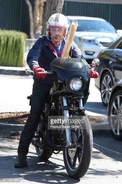 Olivier Martinez is seen on March 08 2014 in Los Angeles California