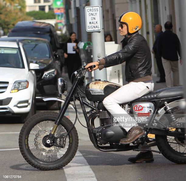 Olivier Martinez is seen on November 13 2018 in Los Angeles CA
