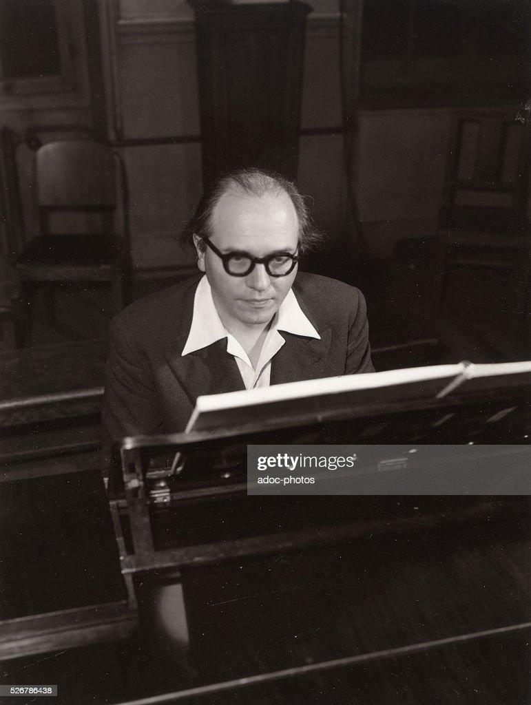Olivier Messiaen : Nieuwsfoto's