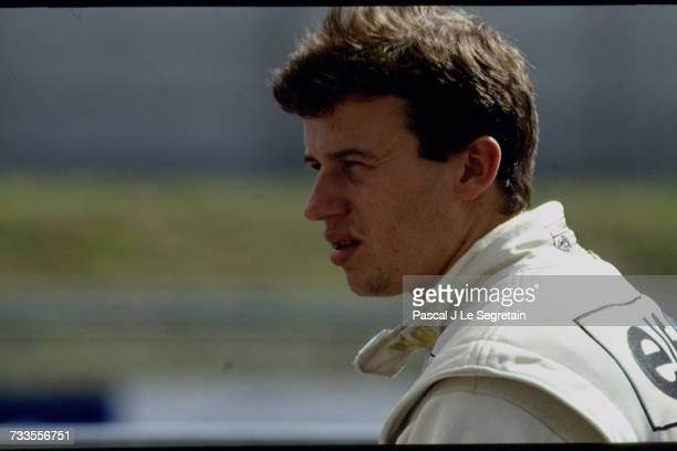Olivier Panis F 3000 Driver For The Dams Stable