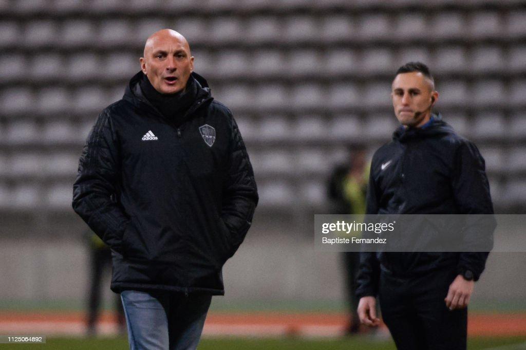 FRA: Paris FC v AC Ajaccio - Ligue 2