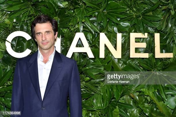 Olivier Polge attends Chanel Dinner Celebrating Gabrielle Chanel Essence With Margot Robbie on September 12 2019 in Los Angeles California