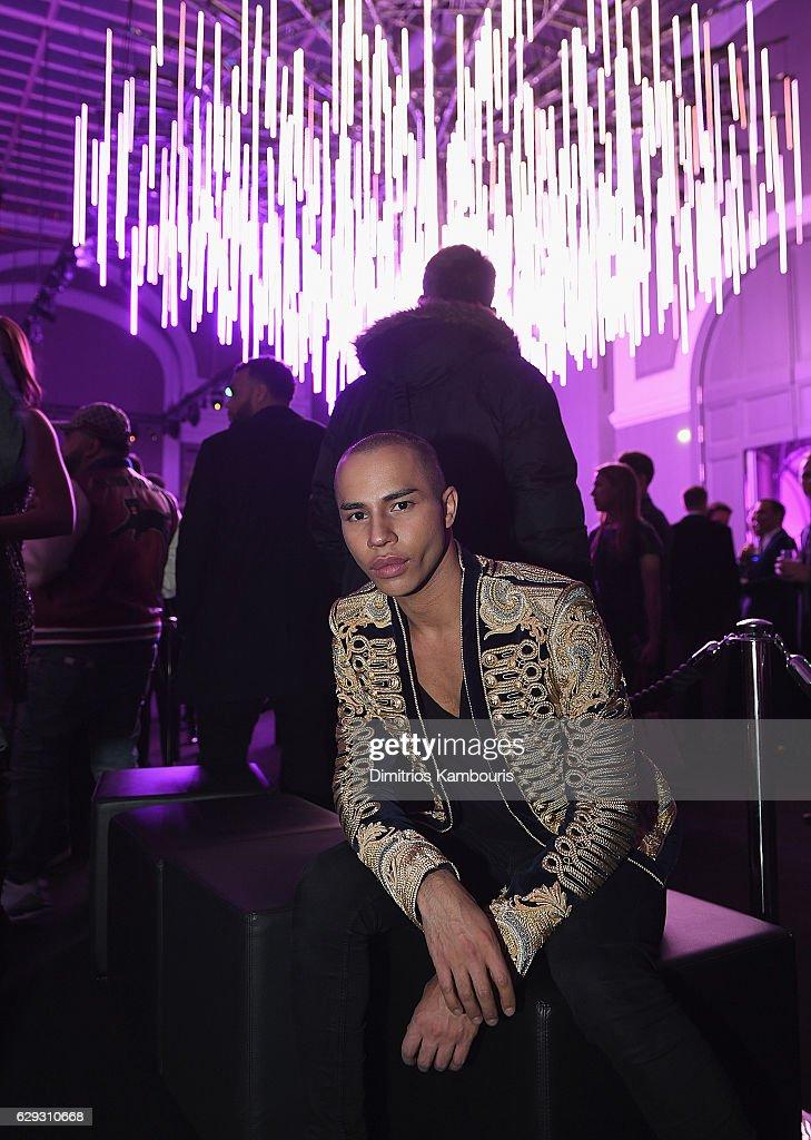 2016 Victoria's Secret Fashion Show in Paris - After Party - Inside : Nachrichtenfoto