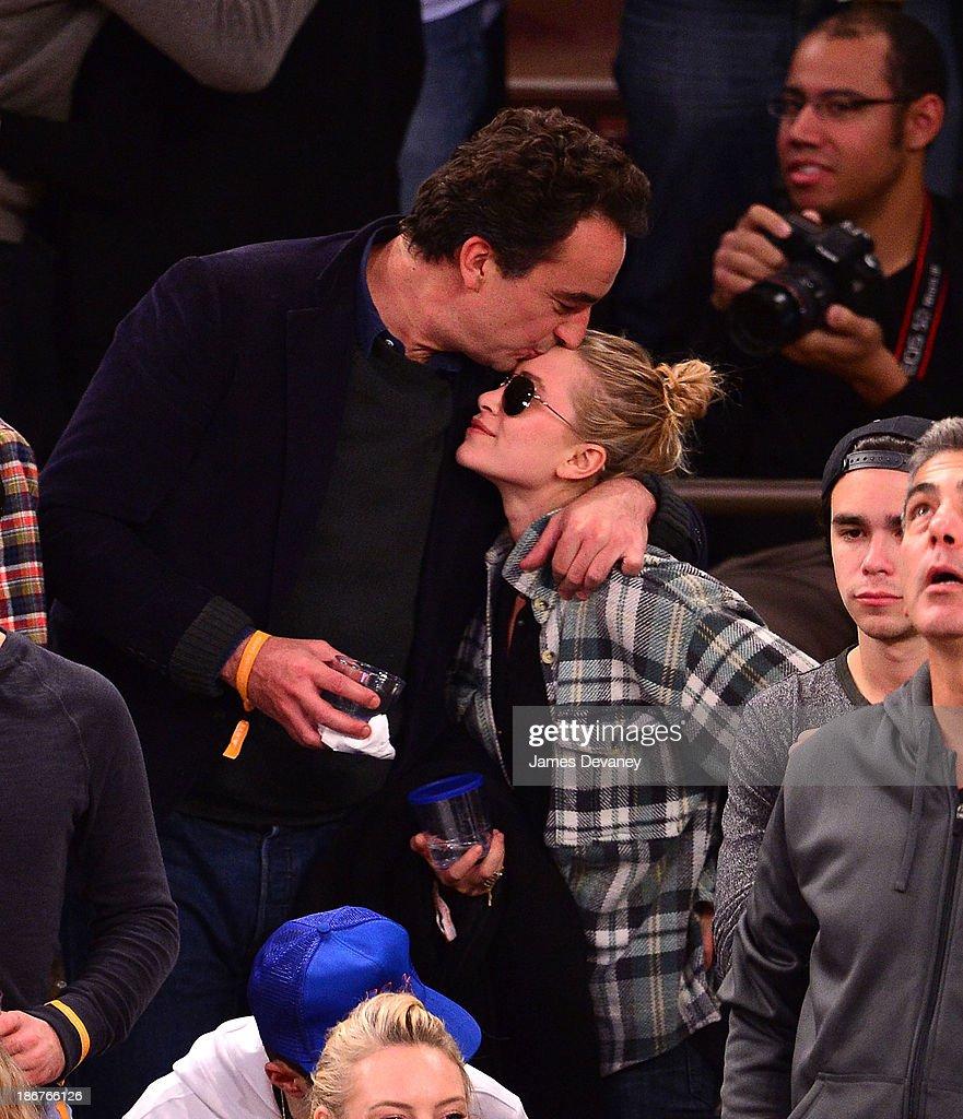Celebrity Sightings In New York City - November 3, 2013